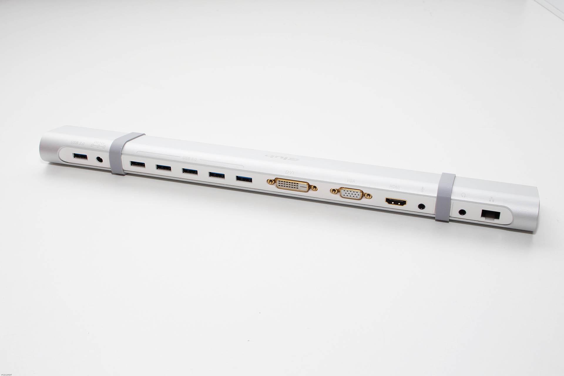 Club 3D Sense Vision USB 3.0 Ultra Smart Dock test