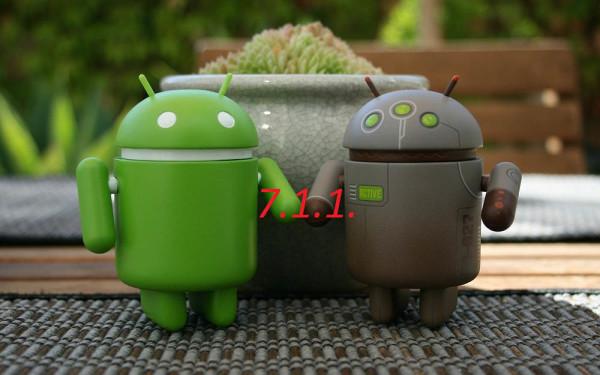Android 7.1.1. za Nexus smartfone od 6. prosinca
