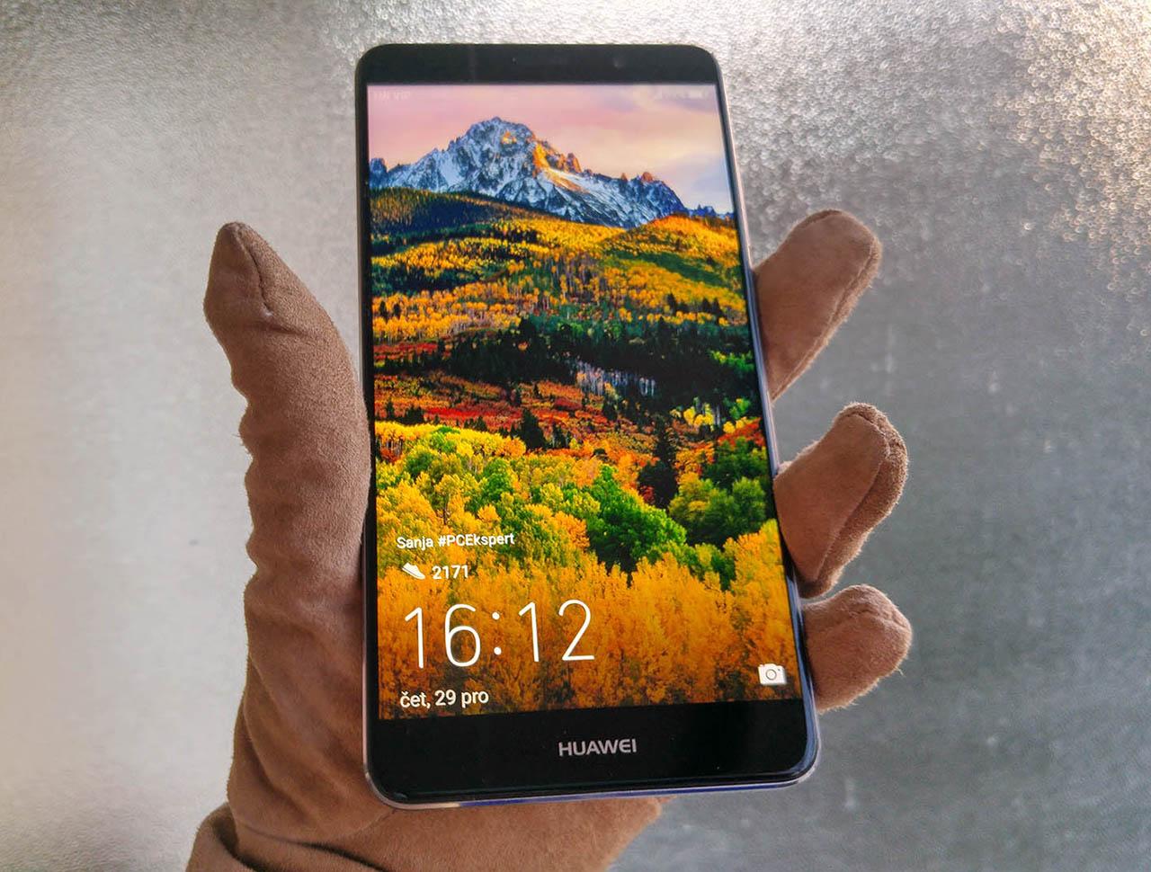 Huawei Mate 9 recenzija
