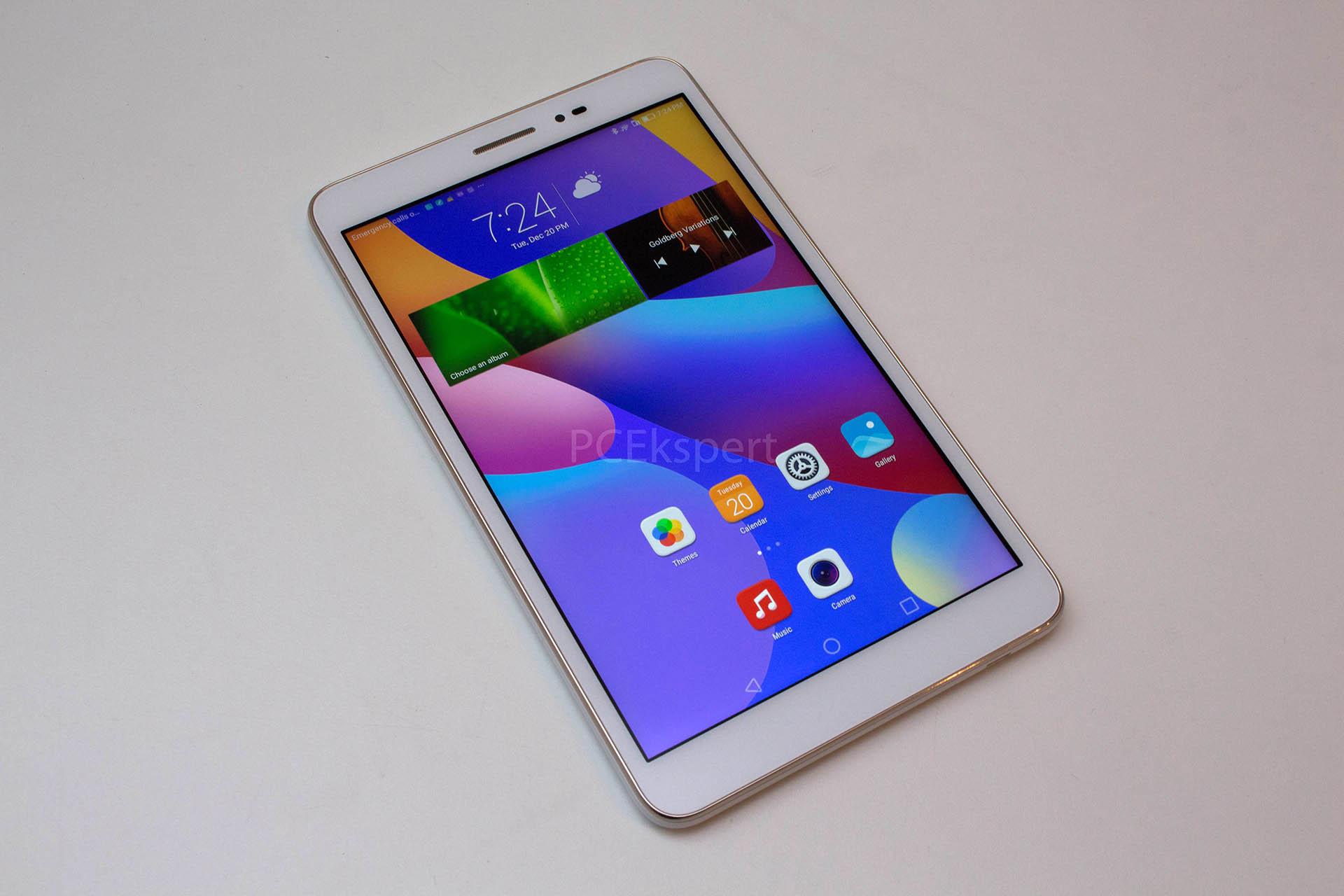 Huawei MediaPad T2 8 Pro recenzija