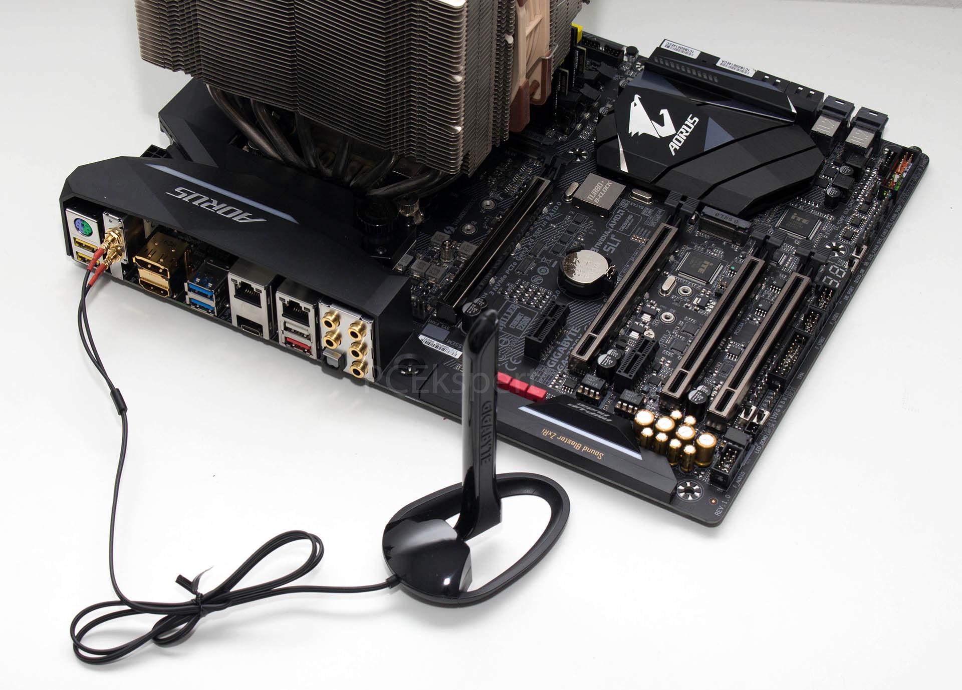 Gigabyte Aorus Z270X-Gaming 8 recenzija