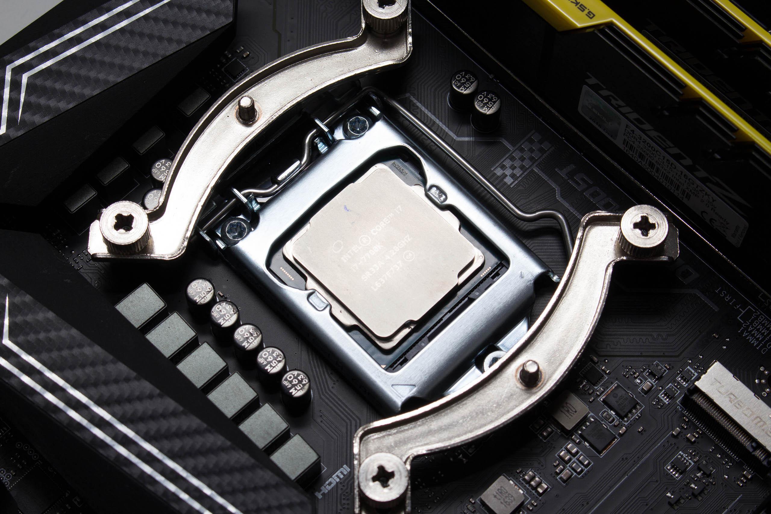 Intel Core i7 7700K recenzija