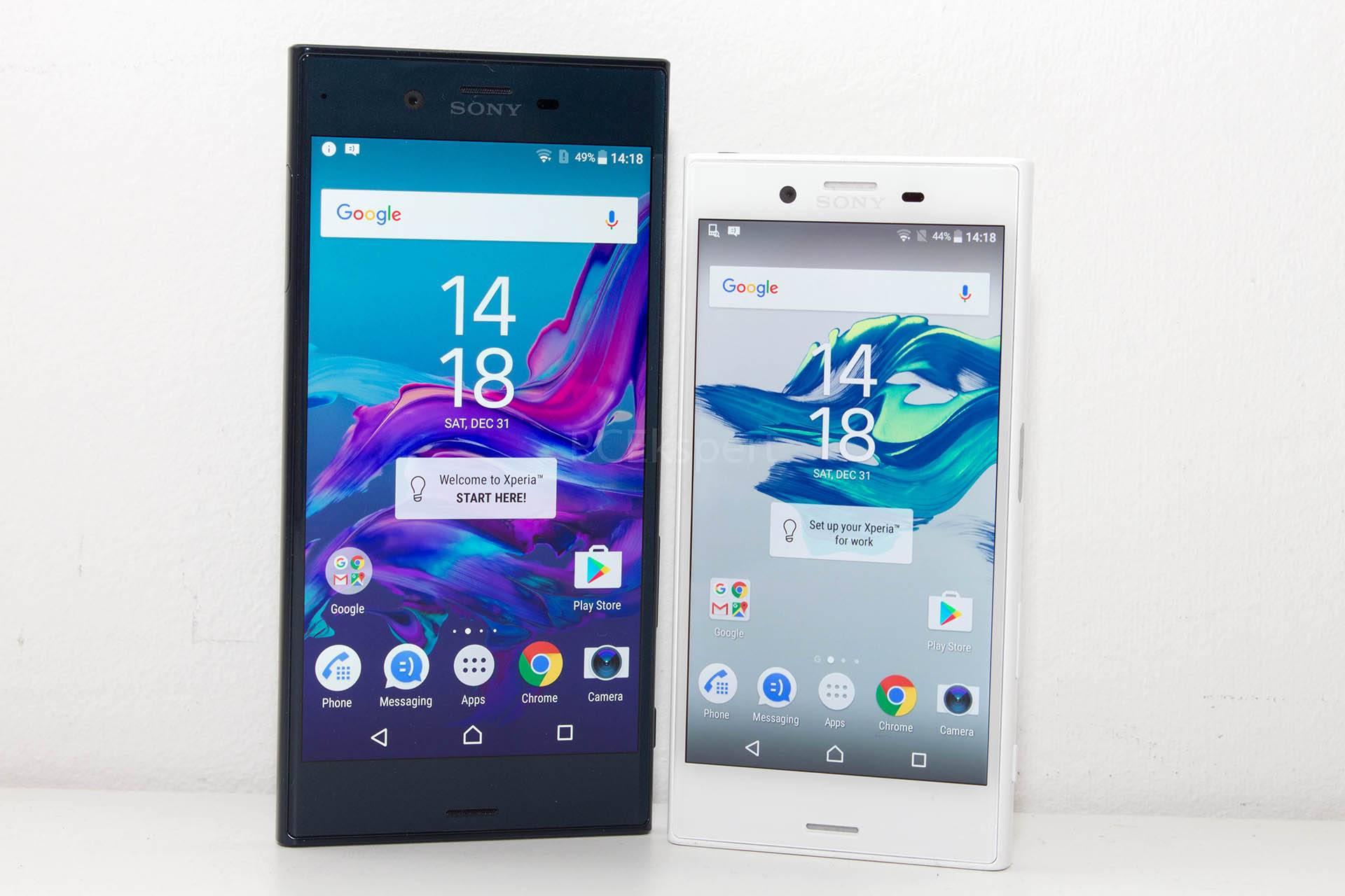 Sony Xperia XZ & X Compact recenzija