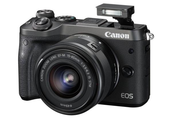 Canon predstavio EOS M6