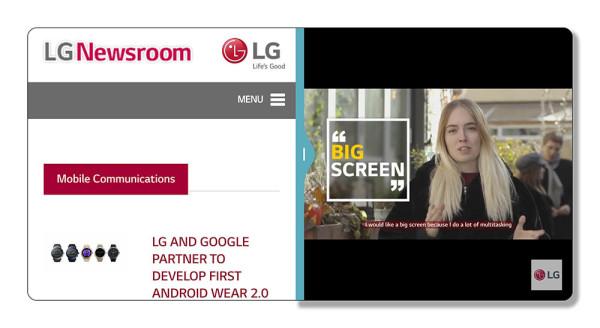 LG G6 dolazi sa zaslonom FullVision