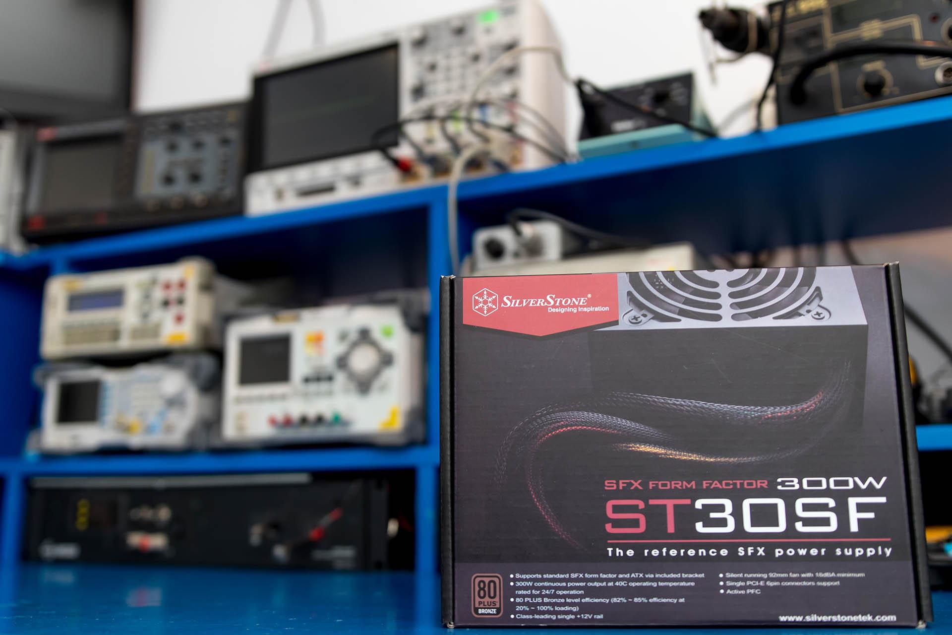 SilverStone ST30SF recenzija