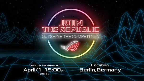 ROG Join the Republic: Outshine the Competition