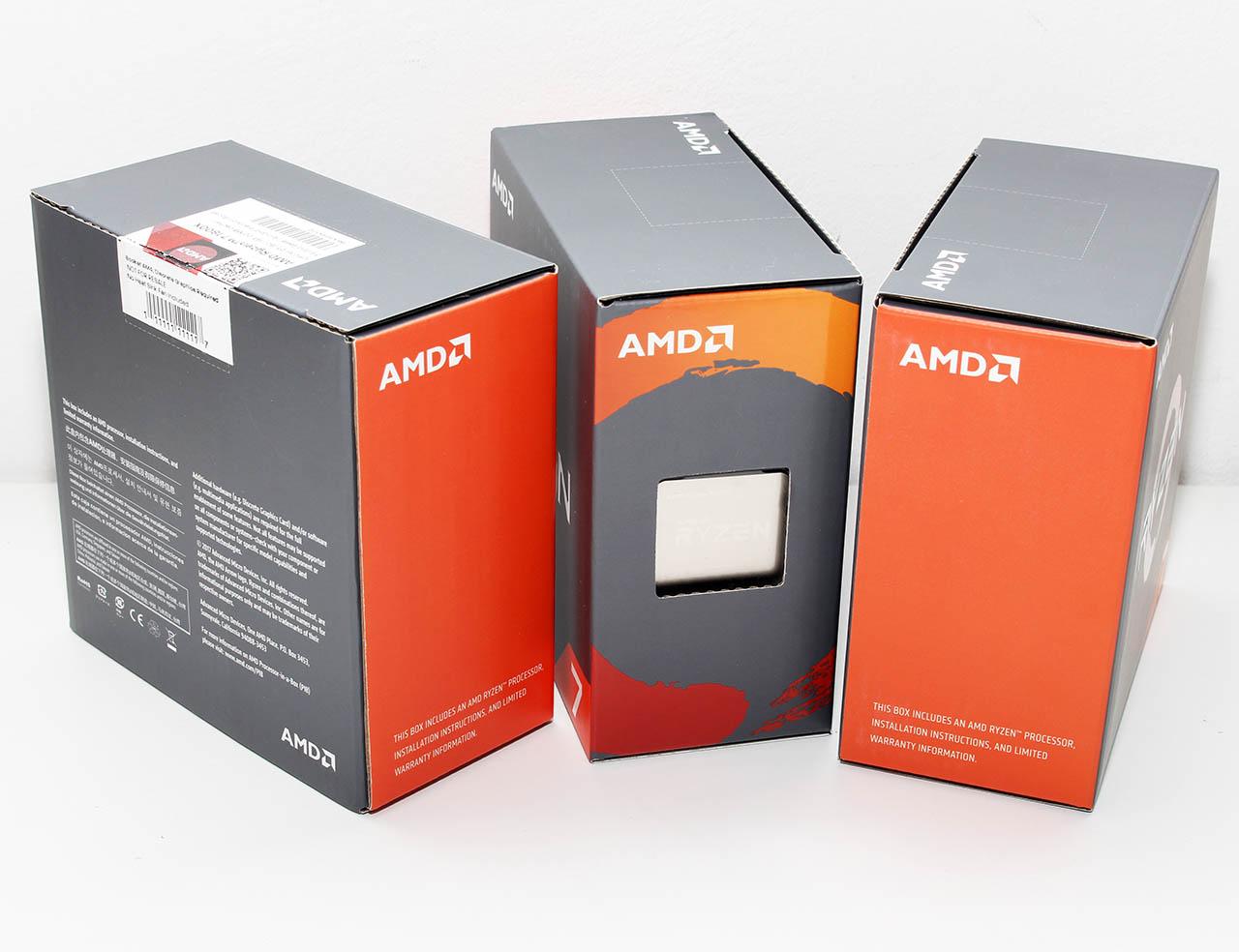 AMD Ryzen 7 1700 recenzija