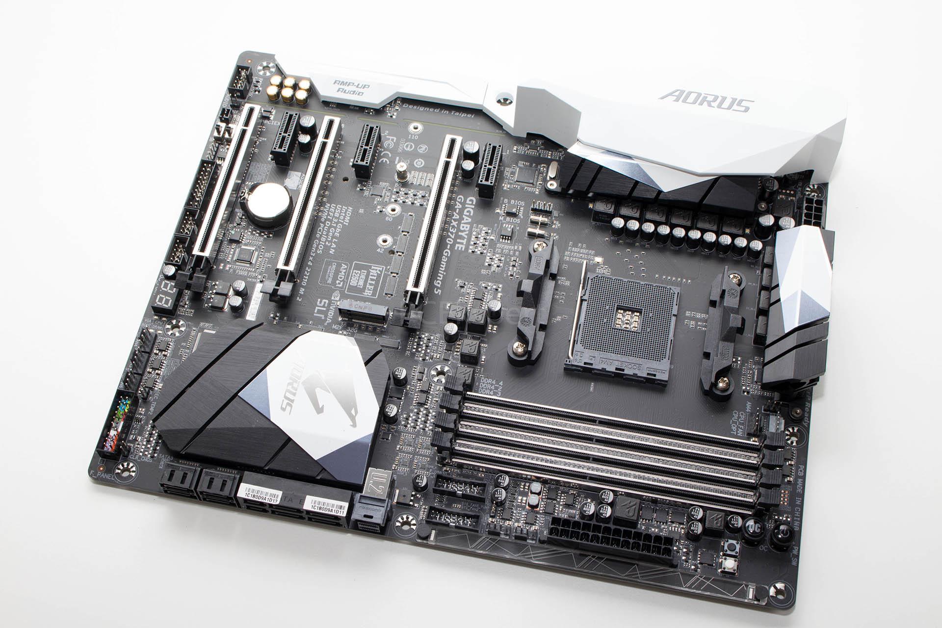 Gigabyte Aorus AX370-Gaming 5 recenzija