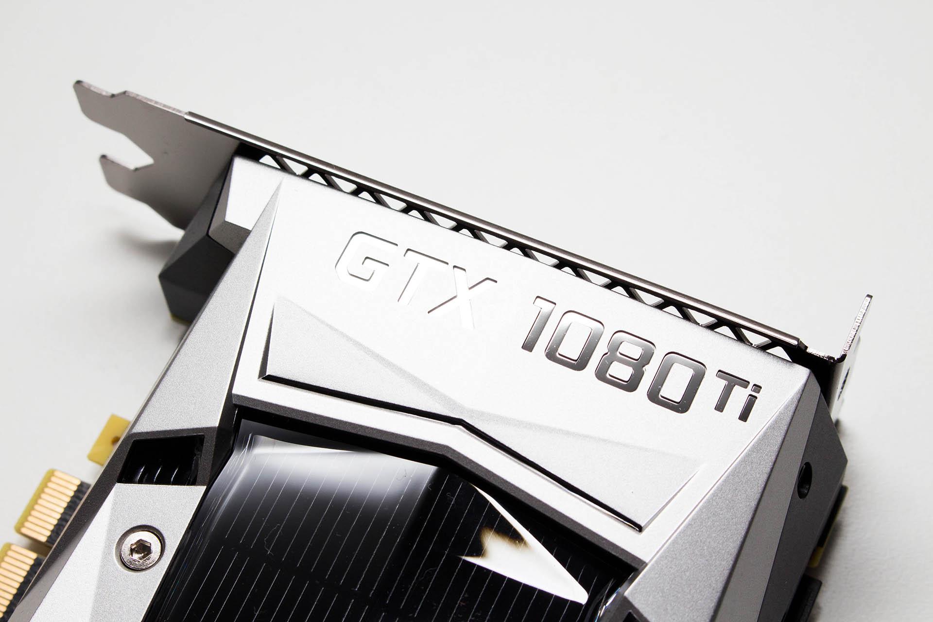 Nvidia GeForce GTX1080 Ti recenzija
