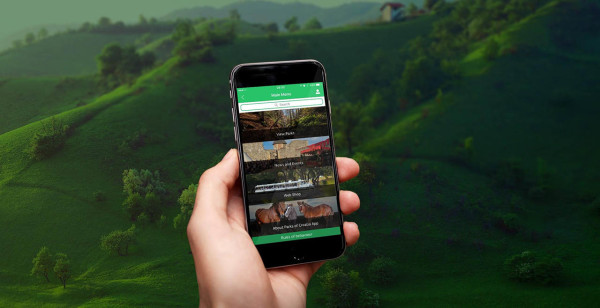 Parkovi Hrvatske od sada i na mobilnoj aplikaciji