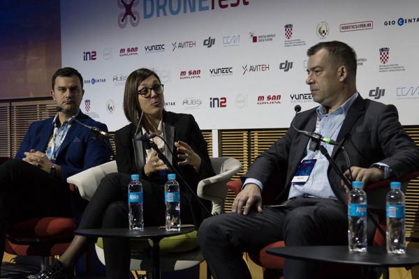 Drugi dan DRONEfesta obilježile poslovne teme