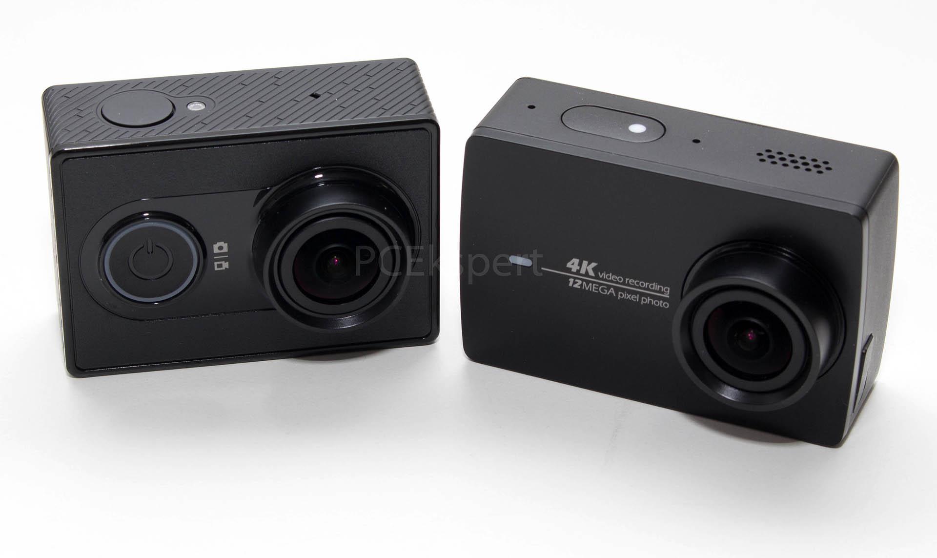 Recenzija – Yi 4K i FHD akcijske kamere