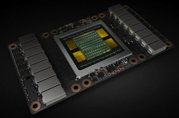 Najavljen Nvidia GV100 čip