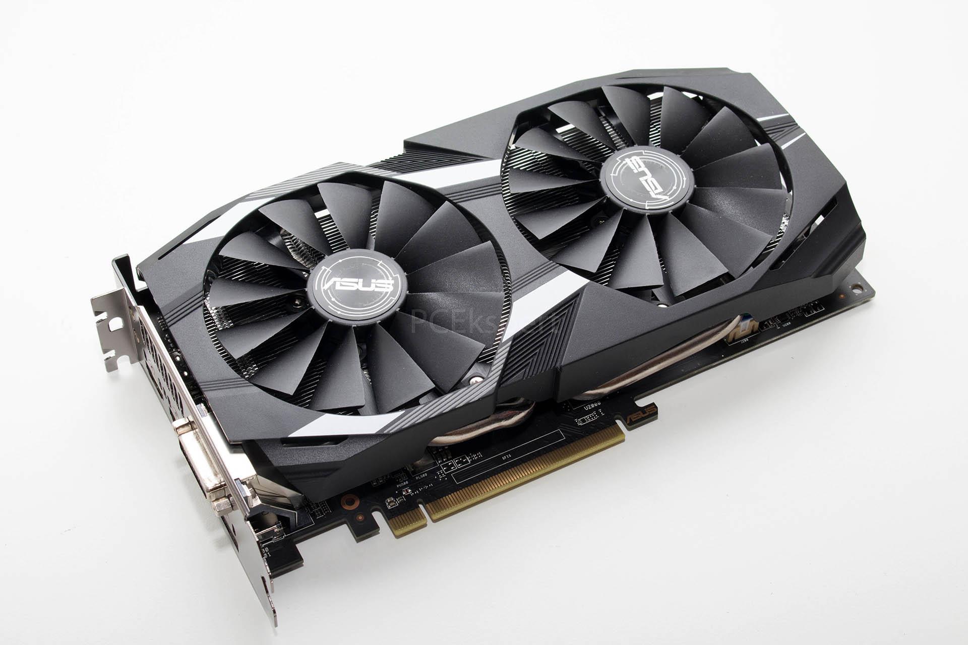 ASUS DUAL RX580 8GB OC recenzija