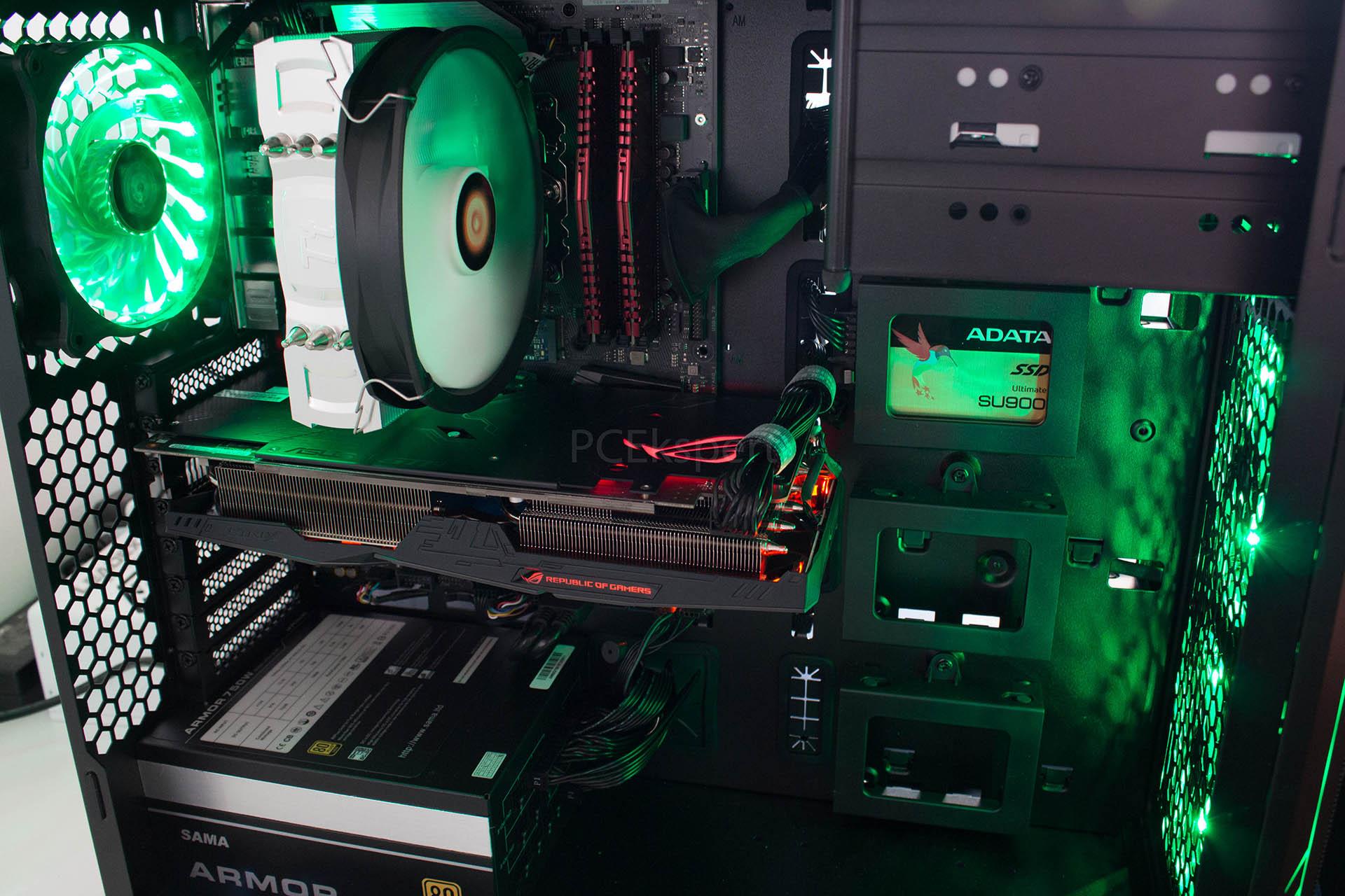 Test – MSGW ARK Gamer s Intel Optane tehnologijom