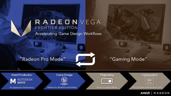 Lansirana Radeon Vega Frontier Edition