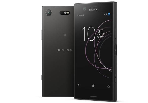 Xperia_XZ1 Compact_crni