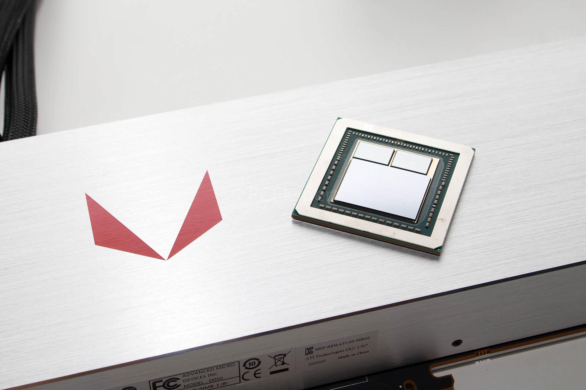 AMD Radeon Vega 64 Liquid recenzija