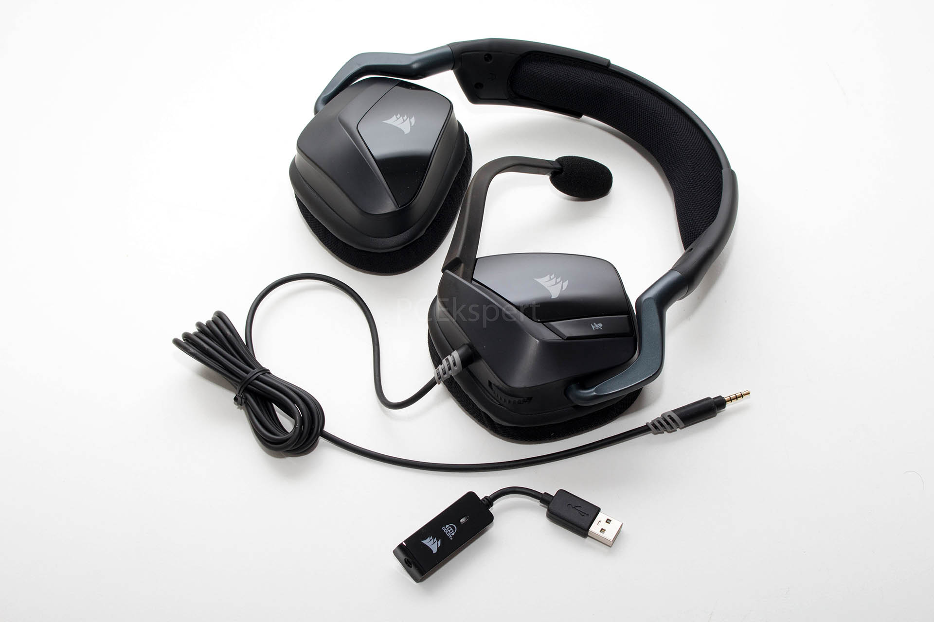 Corsair VOID PRO Surround recenzija