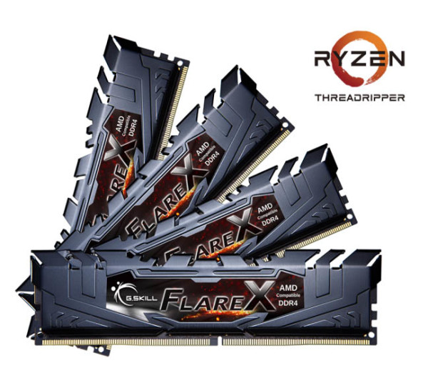 G.Skill DDR4 kitovi za AMD Ryzen Threadrippere