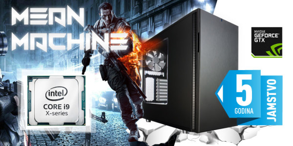 Gaming PC za ekstremni megatasking