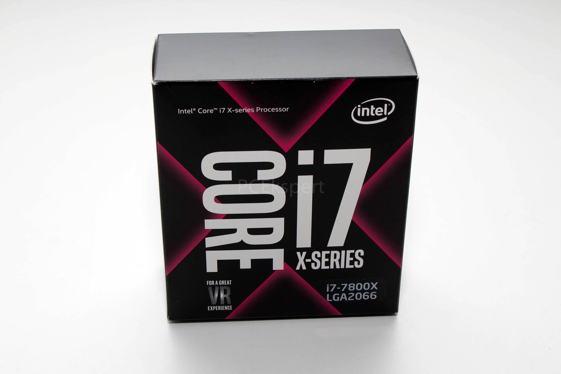 Intel Core i7-7800X recenzija
