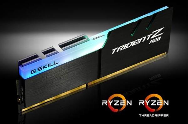 Trident Z kitovi za AMD Ryzen procesore