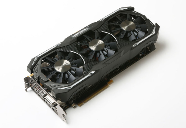 Zotac GeForce GTX 1070 Ti