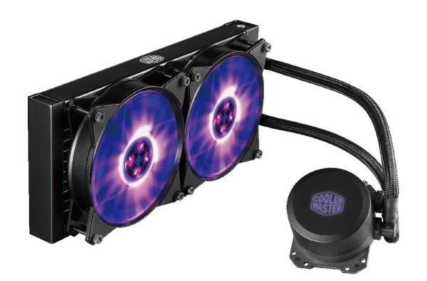 Cooler Master AiO hlađenja od sada s RGB LED rasvjetom