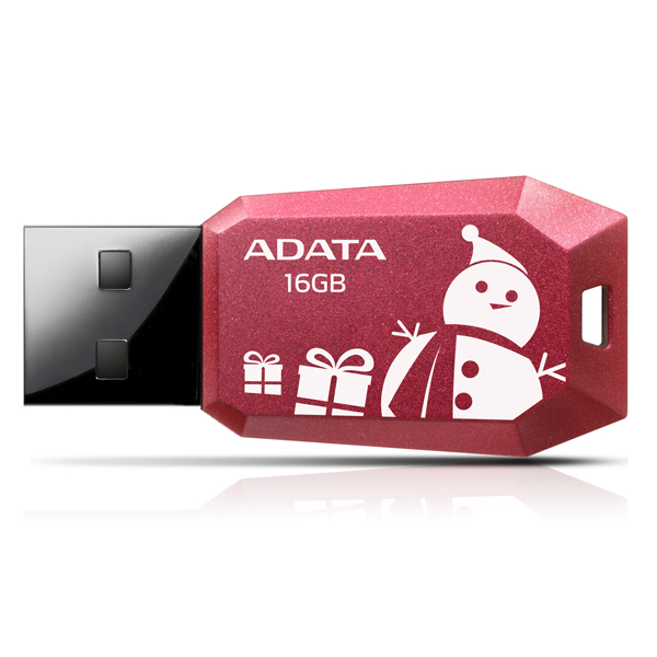 ADATA predstavlja posebno blagdansko izdanje USB flash pogona UV100F