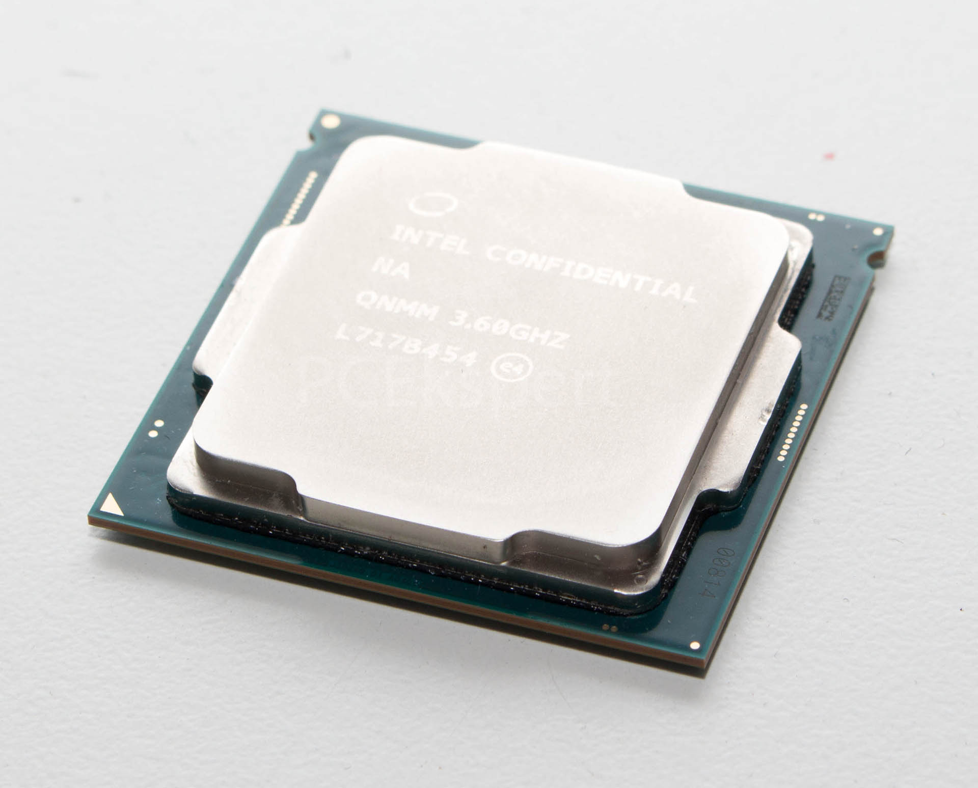 Brzi test - Intel Core i5-8600K