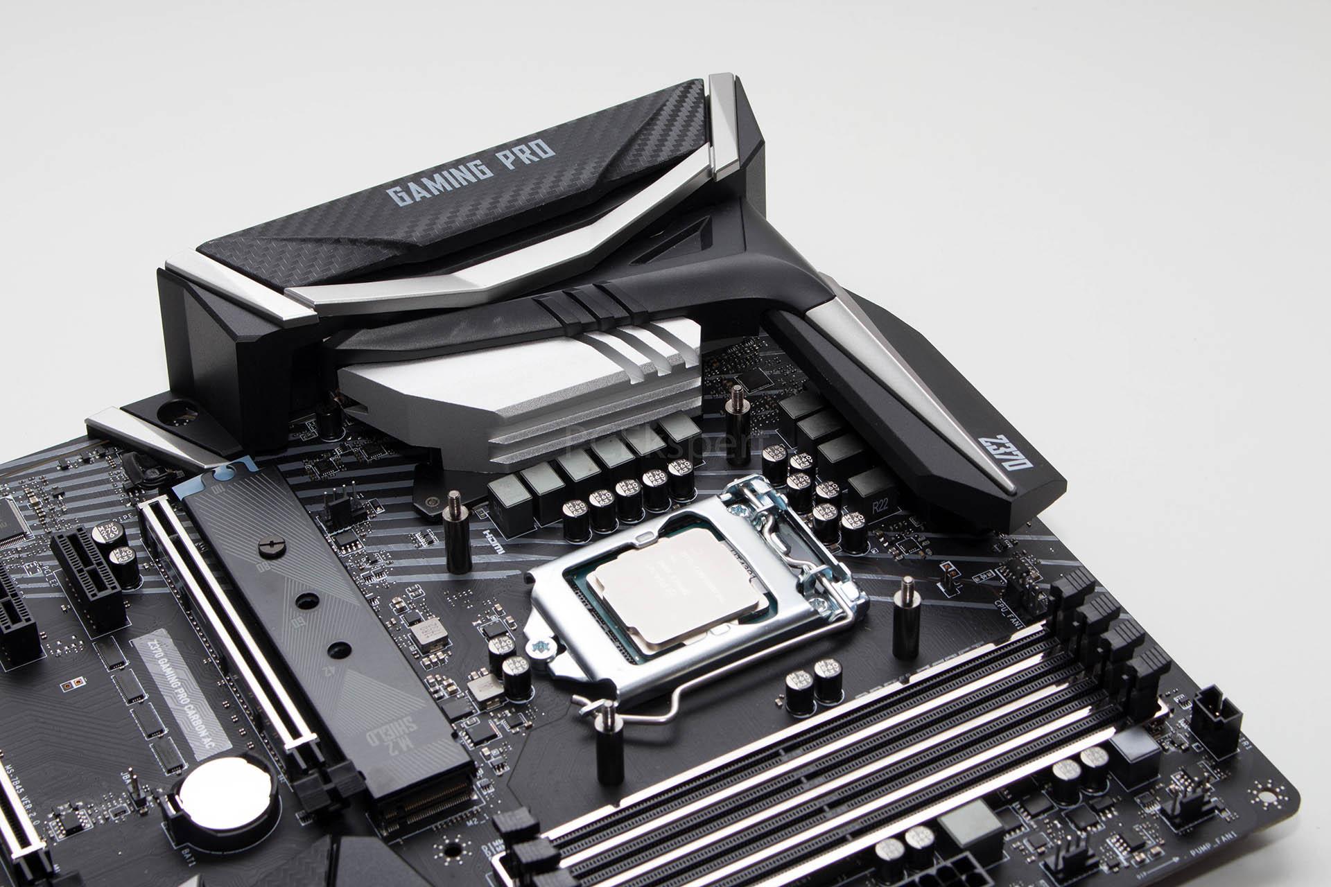 MSI Z370 Gaming Pro Carbon AC recenzija