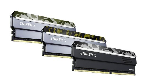 G.SKILL Sniper X DDR4