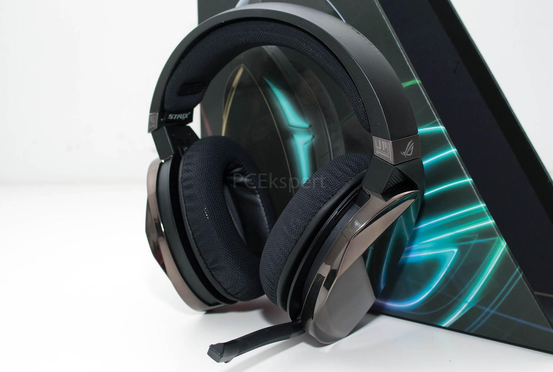 Asus ROG Strix Fusion 500 recenzija