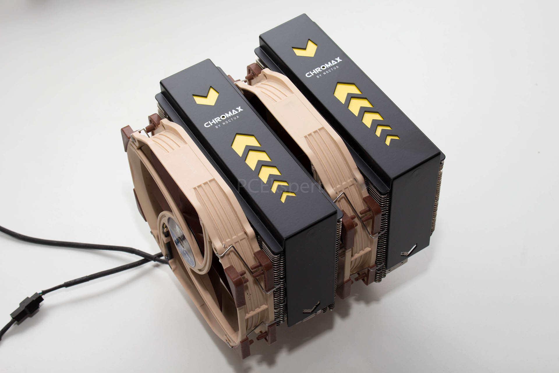 Noctua Chromax ventilatori, pokrovi za hladnjake i kabeli