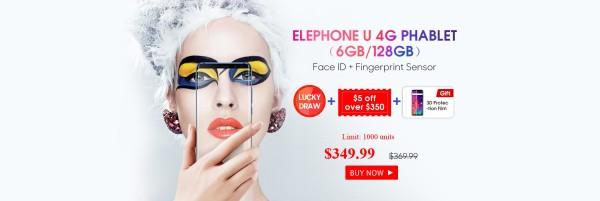 Elephone U u pretprodaji na Gearbestu