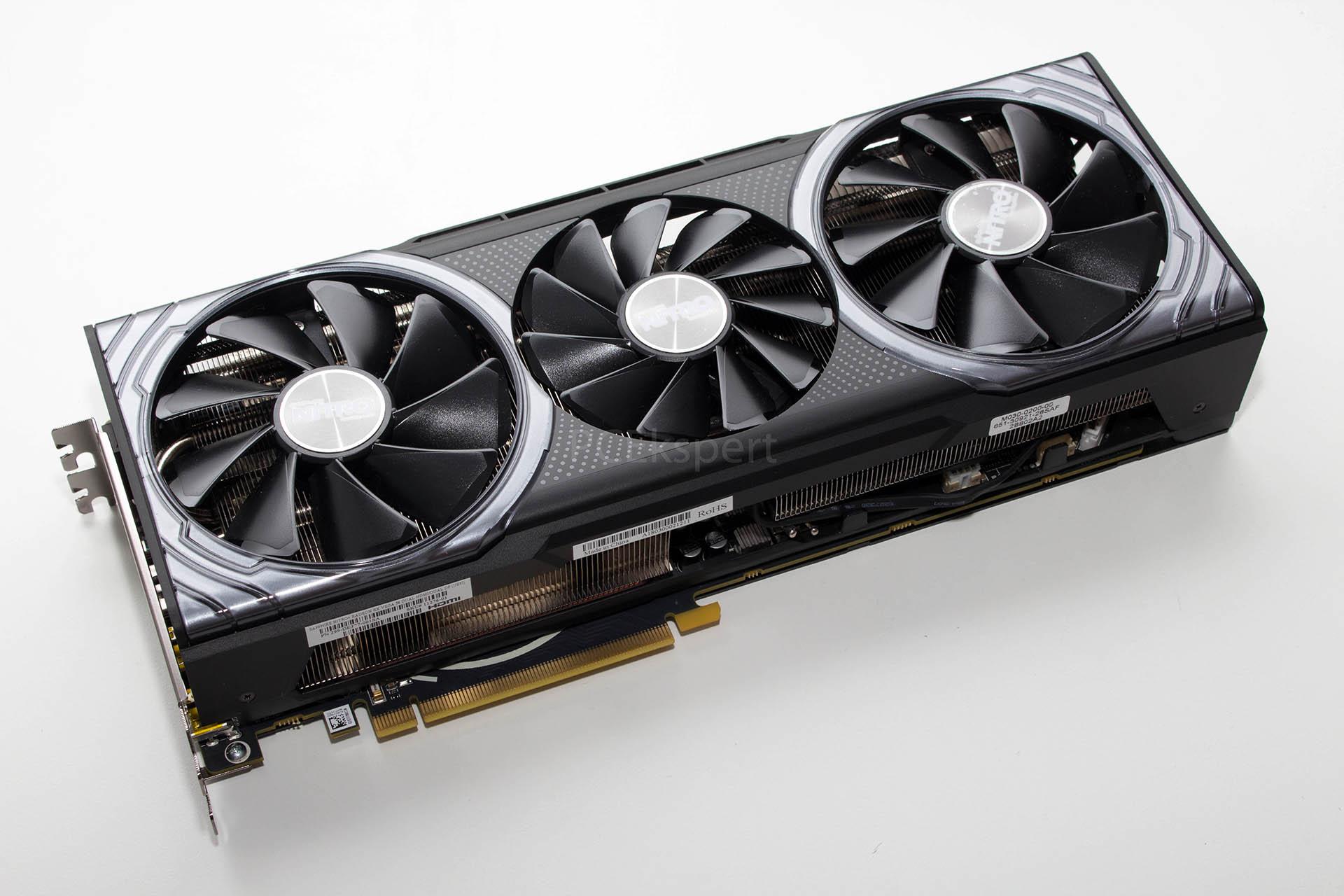 Sapphire Nitro+ Radeon RX Vega 56 recenzija