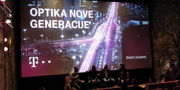 Hrvatski Telekom ponudio pakete s brzinom surfanja do 1 Gbit/s i 4K sadržaje na MAXtv-u