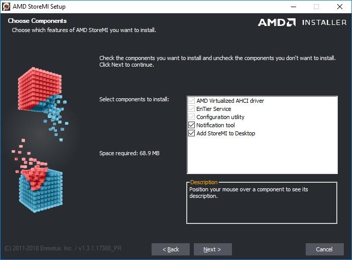 PC Ekspert - Hardware EZine - AMD StoreMI recenzija
