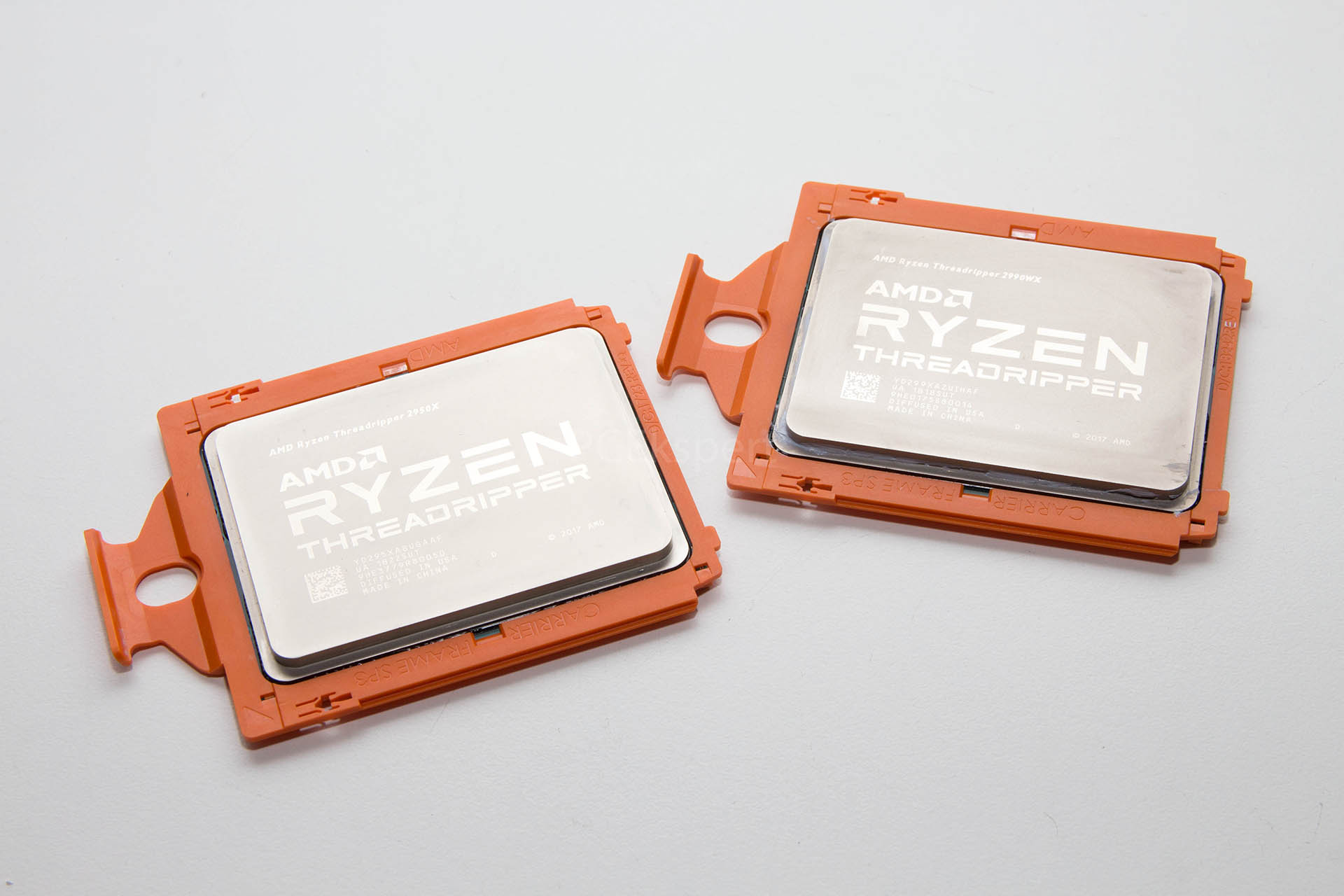 AMD Ryzen Threadripper 2990WX & 2950X recenzija