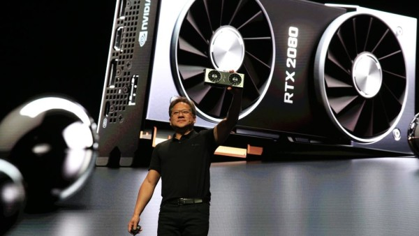 Nvidia GeForce RTX 2080 Ti, 2080 & 2070