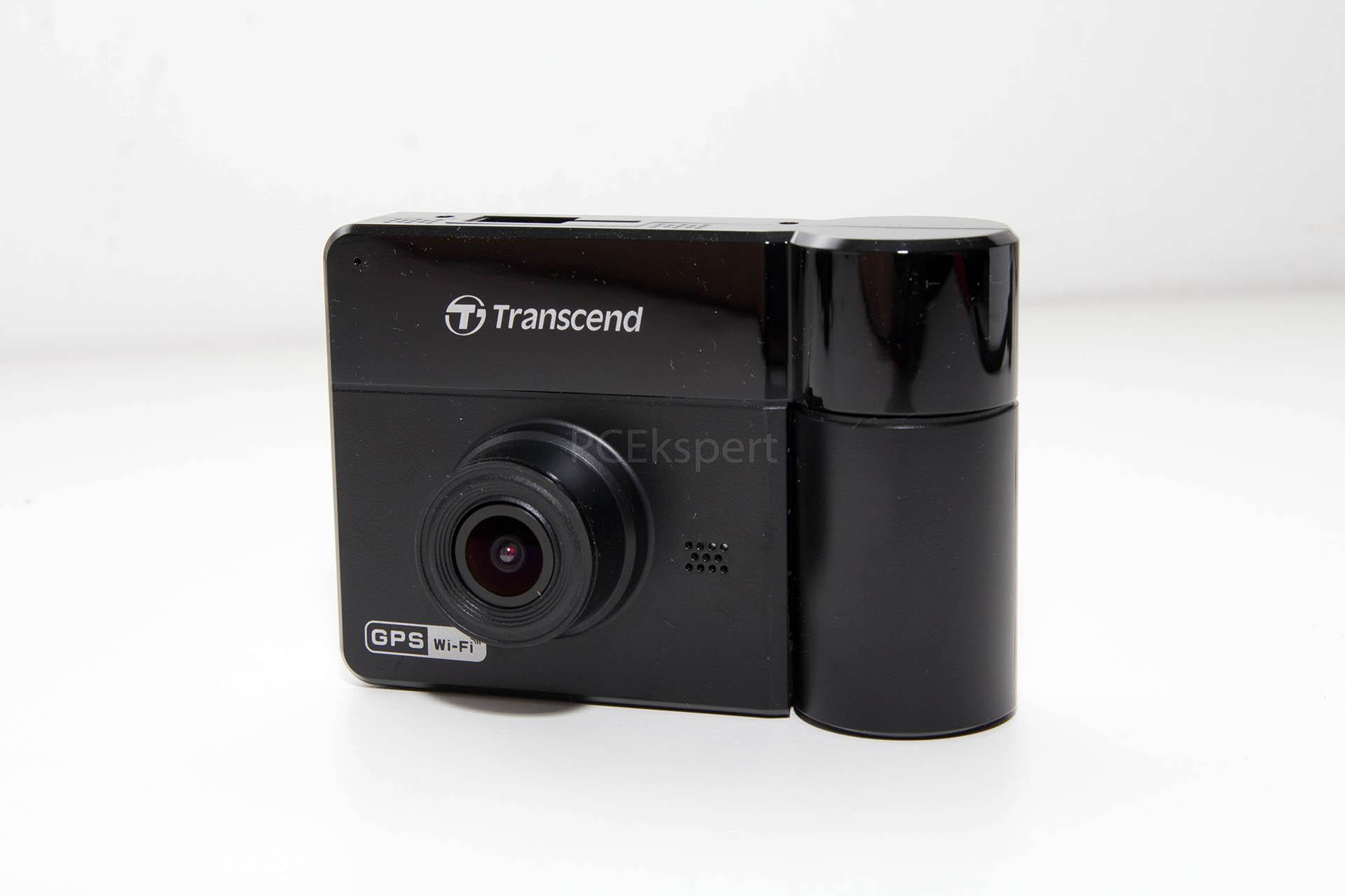 Transcend DrivePro 550 recenzija