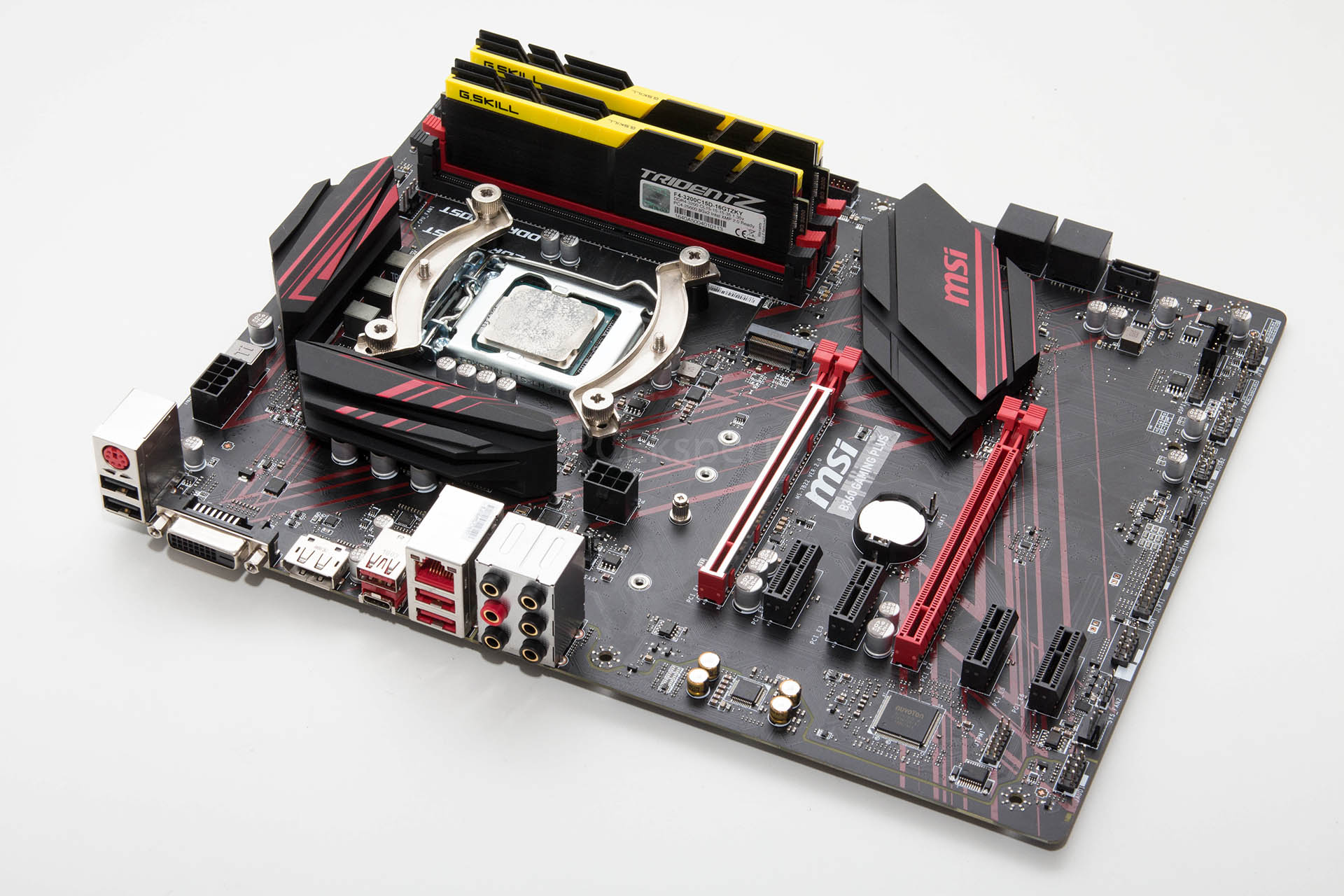 Prvi pogled – MSI B360 Gaming Plus