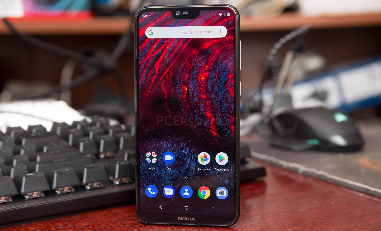 Nokia 6.1 Plus (X6) recenzija