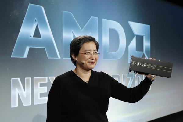 AMD predstavio prvi 7nm GPU s podrškom za PCIe 4.0