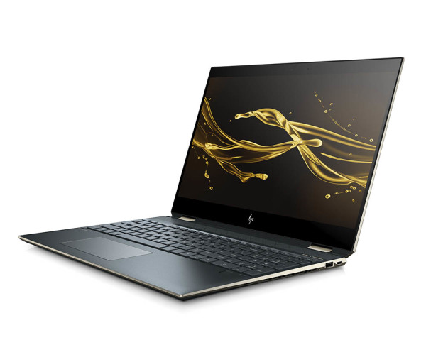 HP Spectre x360 15 right facing
