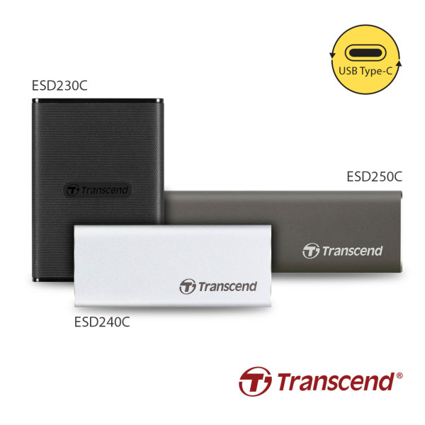 Transcend_ESD Portable SSD Series