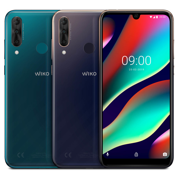 Wiko_MWC2019_View-3-Pro_All-Colors-01_HD