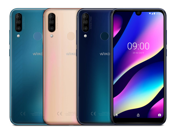 Wiko_MWC2019_View-3_All-Colors